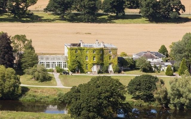 Marlfield House in County Tipperary will make you feel like a lord.