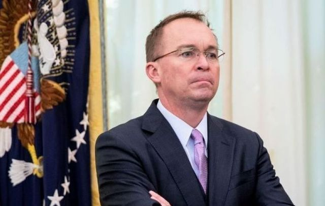 Mick Mulvaney was appointed Donald Trump\'s Special Envoy to Northern Ireland earlier this year.