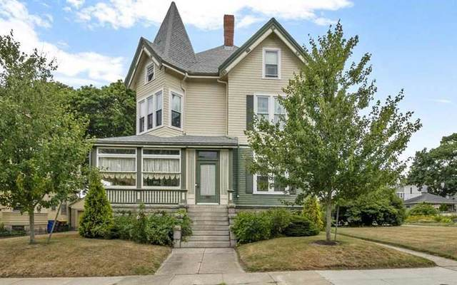 Maplecroft, the former home of suspected ax-murderer Lizzie Borden, is up for sale in Fall River, Massachusetts.