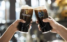 Guinness becomes the official beer of Notre Dame's Fighting Irish alumni and fans
