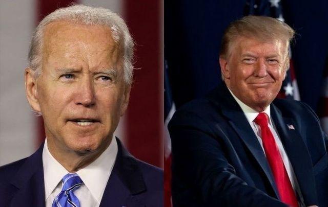 Democratic presidential nominee Joe Biden and President Trump meet in their first of three presidential debates tonight.