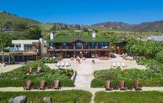 Pierce Brosnan's Malibu eco-mansion on the market for $100m