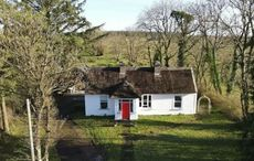 Picture-perfect thatched Irish cottage on the market for just $147.3k