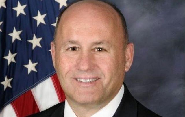 Nassau County Police Commissioner Patrick Ryder.