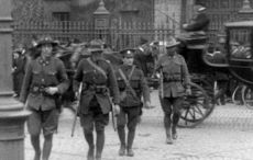 Defending Trinity College during the 1916 Easter Rising