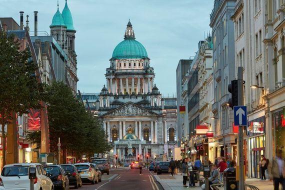 Belfast City Hall.