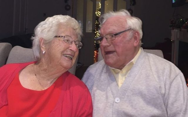 Vincent and Mary O\'Brien were reunited just before the New Year.