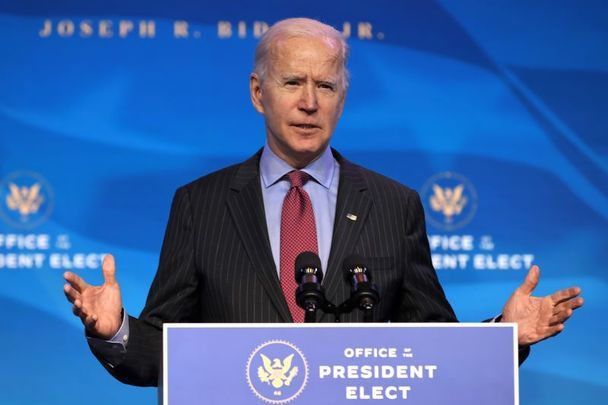 Joe Biden was certified as President by Congress on Wednesday, January 6.