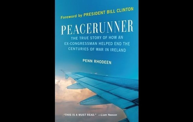 Peacerunner is prefaced by former President Bill Clinton.