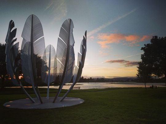 Kindren Spirits Memorial, Midleton, CO Cork