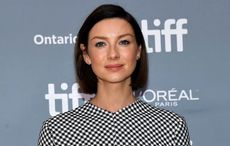 Outlander's Caitriona Balfe reminisces about her modeling days