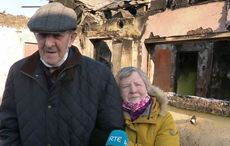 Fire destroyed elderly couple's Westmeath home, almost 90k already raised to rebuild