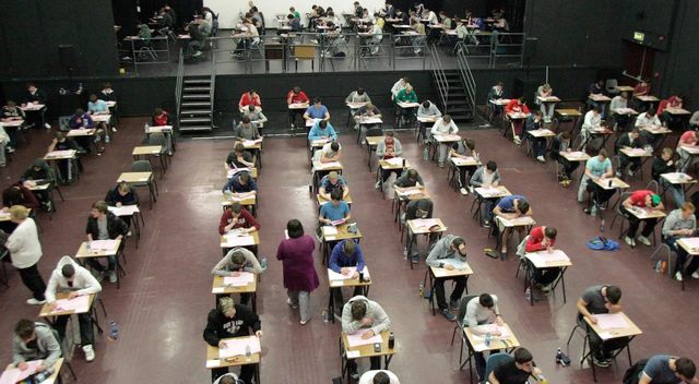 Leaving Certificate state examines in Ireland: Students call for predicted grades.
