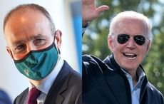 """""""Try and keep me out"""" - Taoiseach speaks of Biden's enthusiasm to visit Ireland"""