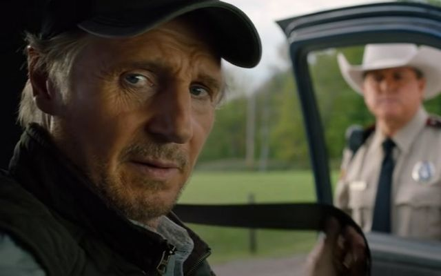 """Liam Neeson in \""""The Marksman.\"""""""