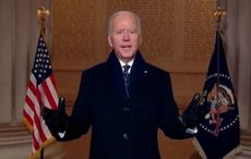 Thumb joe biden inauguration day via getty