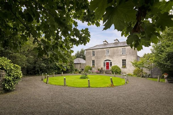 The Rectory, in Ballinrobe, Country Mayo.