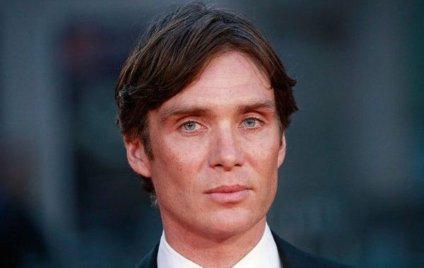 Irish actor Cillian Murphy.