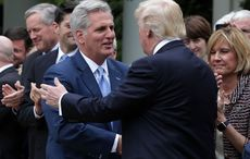 Kevin McCarthy walks into Trump trap and dooms GOP
