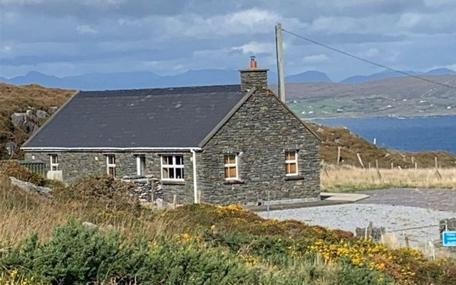 Cahirkeem Cottage is the definition of an Irish summer home.