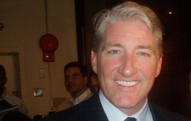 "CNN\'s John King rose to prominence in Ireland thanks to his ""magic wall\"" during the 2020 presidential election."