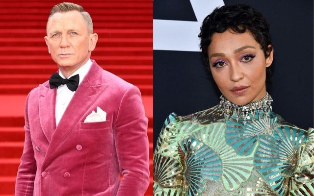James Bond's Daniel Craig and Limerick star Ruth Negga