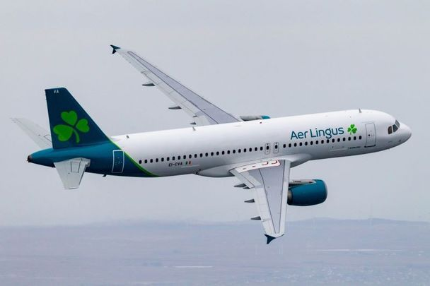 Aerlingus to resume flights to New Jersey and Florida.