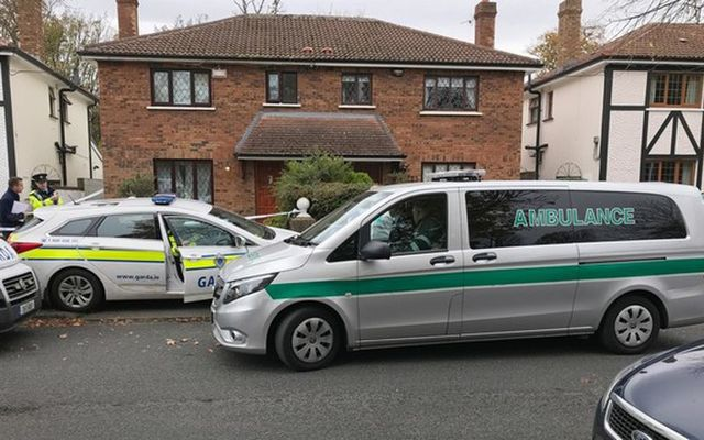 The body of Limbani \'Robert\' Mzomaof, 27, was found at a house in the Tudor Lawns, Foxrock on November 1, 2018.