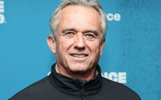 Robert F. Kennedy Jr, pictured here in January 2019.