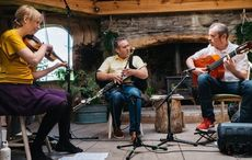 Experience Irish music like never before at the Masters Of Tradition Festival