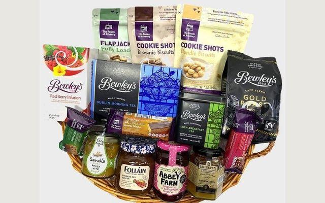 Win a luxury gift basket from Bewley Irish Imports