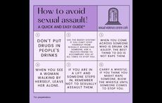 Irish sexual violence center shares some advice for perpetrators