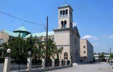 The Newark church where an Irish American priest says Mass in Italian