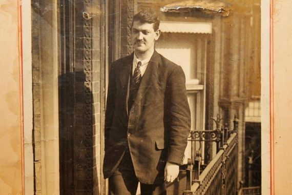 Michael Collins named the treaty delegation on this day in 1921.