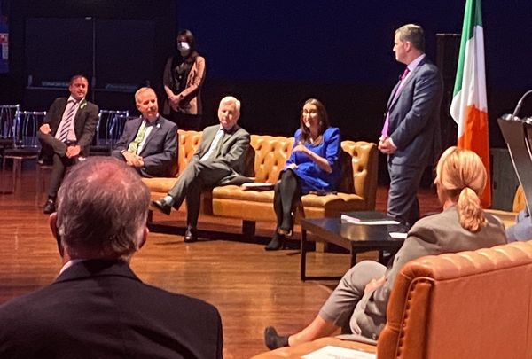 The American Irish State Legislators Caucus was launched on Monday, in Dublin\'s Mansion House