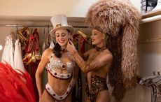 Dancing Dublin sisters star in world-famous Moulin Rouge show