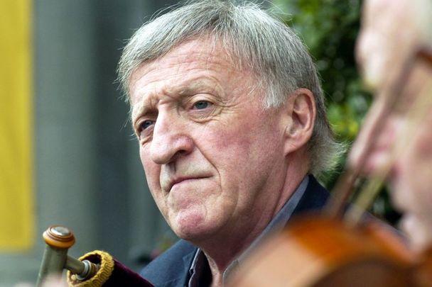 Paddy Moloney.