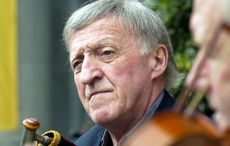 Paddy Moloney, Irish trad legend and founder of The Chieftains, has passed away