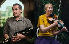 Win tickets to the next Masters of Tradition Irish folk concert