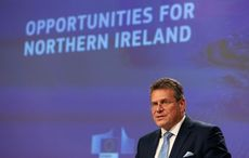 """EU unveils new Protocol proposals while standing """"united behind Northern Ireland"""""""