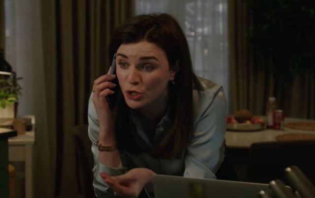 Irish comedian and actress Aisling Bea in the \'Home Sweet Home Alone\' trailer.