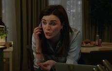 """Aisling Bea shows off her British accent in new """"Home Sweet Home Alone"""" trailer"""