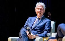 """Bill Clinton """"on the mend"""" after being hospitalized with blood infection"""