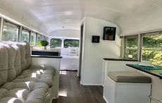 Irish-American family converting buses into RVs in honor of late son