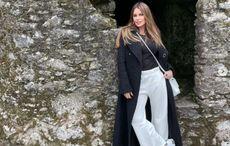 Modern Family's Sofia Vergara enjoys traditional chipper on Irish holiday