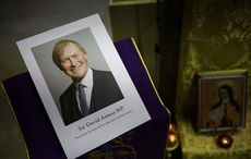 President Higgins pays tribute to murdered British MP Sir David Amess