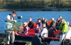 The seafood tour with Bantry Bay Boat Hire, County Cork