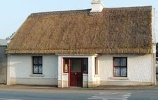 Authentic thatched cottage and old village cinema up for grabs in Galway