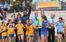 Field of dreams: Shannon Gaels GAA open Queens pitches