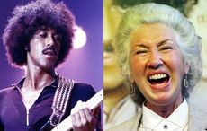 """Thin Lizzy's Phil Lynott's Mam's life to be made in to movie, """"My Boy"""""""